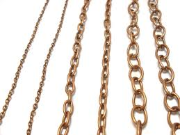 copper necklace chain images 32 feet chains antique copper chain necklace metal chains medium JPG