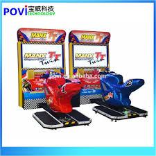 simulator super bike racing electronic game machines for game room