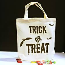 trick or treat bags spooky diy trick or treat bag spoonful crafts