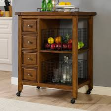 100 crosley furniture kitchen cart plywood raised door