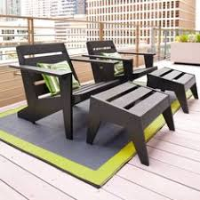 Cb2 Patio Furniture by Cb2 Sawyer Adirondack Chair Love The Lines Spaces And