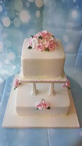 2 tier wedding cake ravens bakery of essex ltd