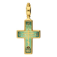 orthodox crosses believers enamel cross dona dei masterpieces of sacral jewelry