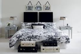 bedroom marvelous black u0026 white high gloss finish contemporary