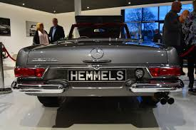 Hemmels Classic Mercedes Benz In Cardiff W113 300sl Specialists