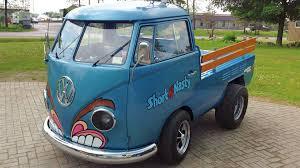 volkswagen thing blue find of the week 1966 volkswagen short bus short u0026 nasty