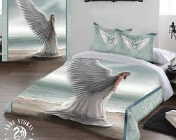 Tattoo Bedding Fairy Wings Tattoo Etsy