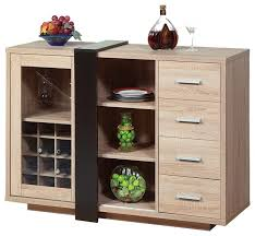 14900 smart home weathered white wine bar buffet table sideboard