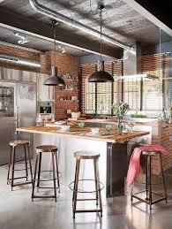 industrial kitchen ideas best 25 industrial style kitchen ideas on industrial