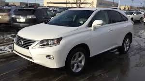 lexus truck 2009 lexus certified pre owned 2013 rx 350 awd white on grey satiny