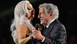 Barnes And Noble Los Angeles Lady Gaga U0026 Tony Bennett Team Up In Barnes U0026 Noble Festive Ad