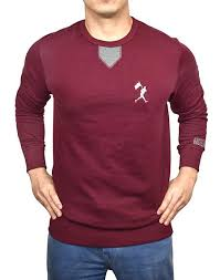 maroon sweater s hoodies and sweaters baseballism