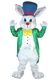 easter costumes easter bunny rental costume
