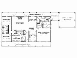 4 bedroom house plans 1 story 1 story 4 bedroom house plans fresh eplans ranch house plan single