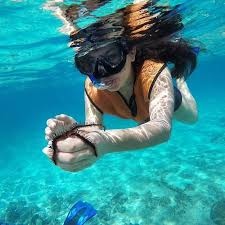 jeep snorkel underwater jeep tour cozumel