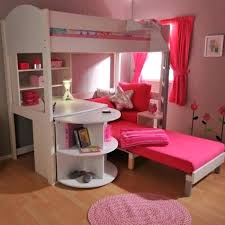 girls loft bed with a desk and vanity girls loft bed with desk kids bunk bed loft design bedroom beds loft