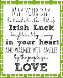 st patrick u0027s day quotes blessings wishes sayings phrases st