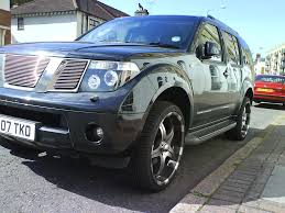 pathfinder nissan matte8000 2007 nissan pathfinder specs photos modification info