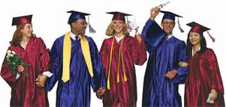 cheap cap and gown elementary school cap and gown page caps and gowns for academic