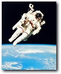 space shuttle astronaut amazon com nasa space shuttle night moon astronaut rocket