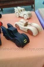 Homemade Toy Boxes Plans Diy Free Download Lathe Projects by Wooden Toy Car Plans Fun Project Free Design Batmobile Wood