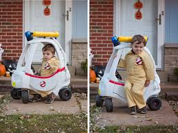 Softball Halloween Costumes Ghostbusters Toddler Halloween Costume Ecto 1 Cozy Coupe Car