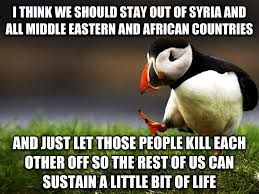 Opinions Meme - livememe com unpopular opinion puffin my un popular opinions