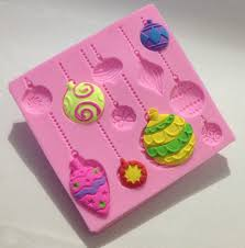 silicone mould ornament fondant cake molds emboss