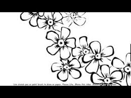 how to draw beautiful drawing how to draw beautiful bunch of flowers yzarts yzarts