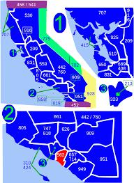 Verizon Coverage Map Michigan by Area Code 562 Wikipedia