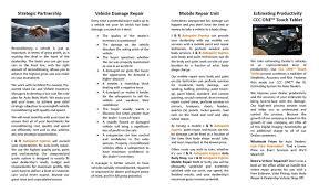 Estimate Work For Car by Auto Repair Manassas Va Dealer Brochure
