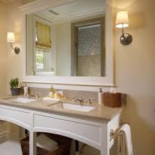 Framed Mirrors Bathroom Bathroom Mirror 82 New Superlative Framed Design Ideas Vision How