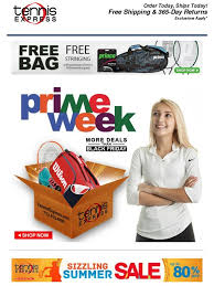 tennis express black friday tennis express prime week is here save on racquets shoes