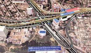 Bangalore Metro Map Phase 3 by K R Puram Silk Board Metro Line May Take 3 Years After Govt Nod