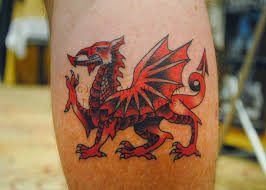 the symbolic dragon tattoos best 25 welsh tattoo ideas only on pinterest finger meaning