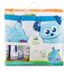 monsters inc crib bedding set shopdisney