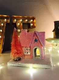 little holiday glitter house vintage inspired german putz