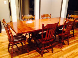early american dining room sets 15 design ideas enhancedhomes org