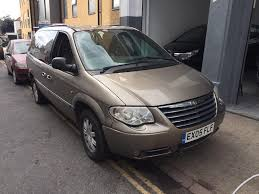 chrysler grand voyager 2 8 automatic full leather full electric