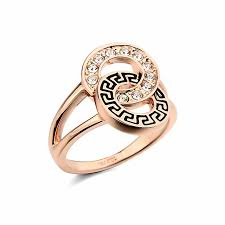aliexpress buy brand tracyswing rings for women brand tracyswing rings for women genuine austrian crystals gold