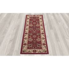 French Country Area Rug Dark Red Rugs Roselawnlutheran