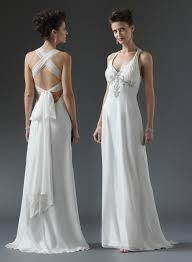 wedding dress gown x straps back