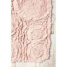 Julius Bath Rug Frayed Roses Bath Mat 290 Nok Liked On Polyvore Featuring