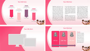 free download breast cancer powerpoint template and presentation