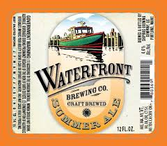 Waterfront Brewing Summer Ale