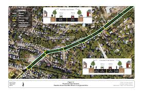 Paradise Massachusetts Map Route 1a Vinnin Square Priority Corridor Study Marblehead Salem