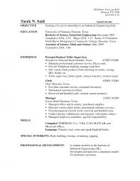 Security Job Resume by Resume How To Put Languages On Resume House Keeping Resume