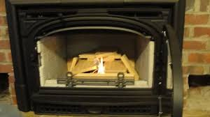 where do i take the temperature of a wood insert hearth com