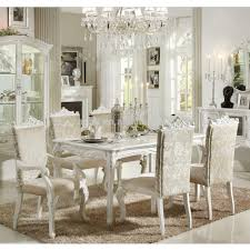 White Lacquer Dining Table by High Quality 5326 Square Dining Table For 8 Buy Square Dining
