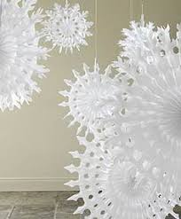 nine ways to take paper snowflakes to the next level this